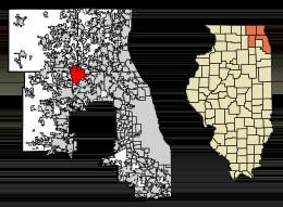 Barrington Hills Location