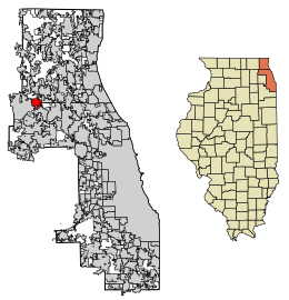 Barrington Location
