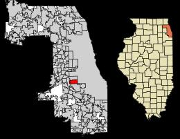 Burbank Location