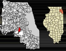 Burr Ridge Location