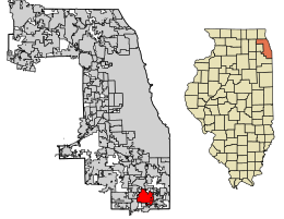 Chicago Heights Location
