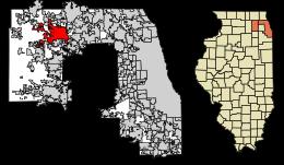 Elgin Location