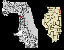 Franklin Park Location