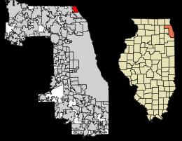 Glencoe Location