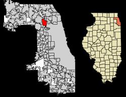 Park Ridge Location