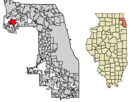 Streamwood Location