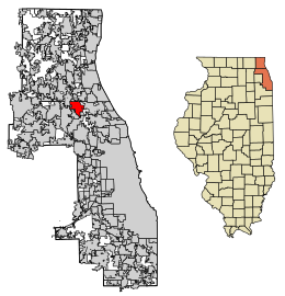 Wheeling Location