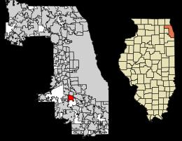 Palos Heights Location