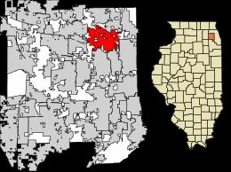 Addison Location