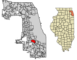 Alsip Location