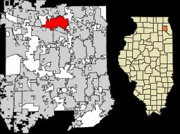 Bloomingdale Location