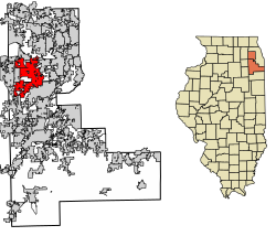 Naperville Location