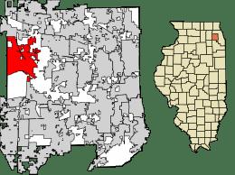 West Chicago Location