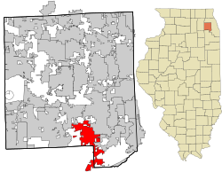 Woodridge Location
