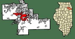 Joliet Location