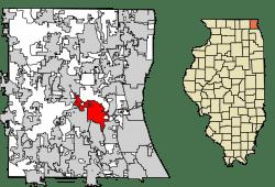 Libertyville location