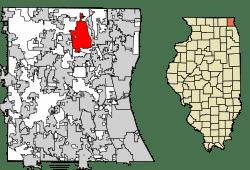 Old Mill Creek Location