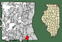 Riverwoods Location