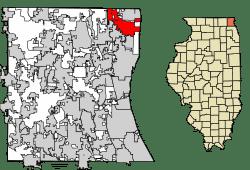 Zion Location