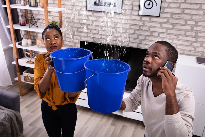 Finding Hidden Water Leaks